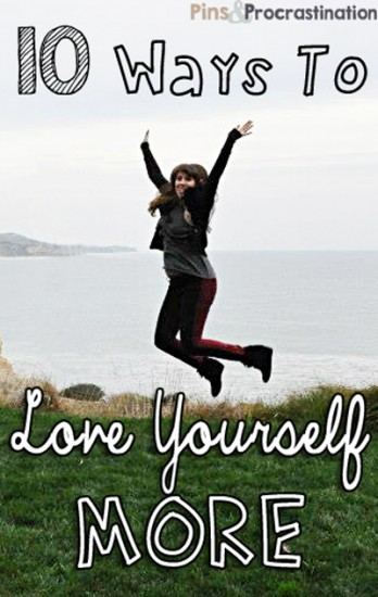10-ways-to-love-yourself-more