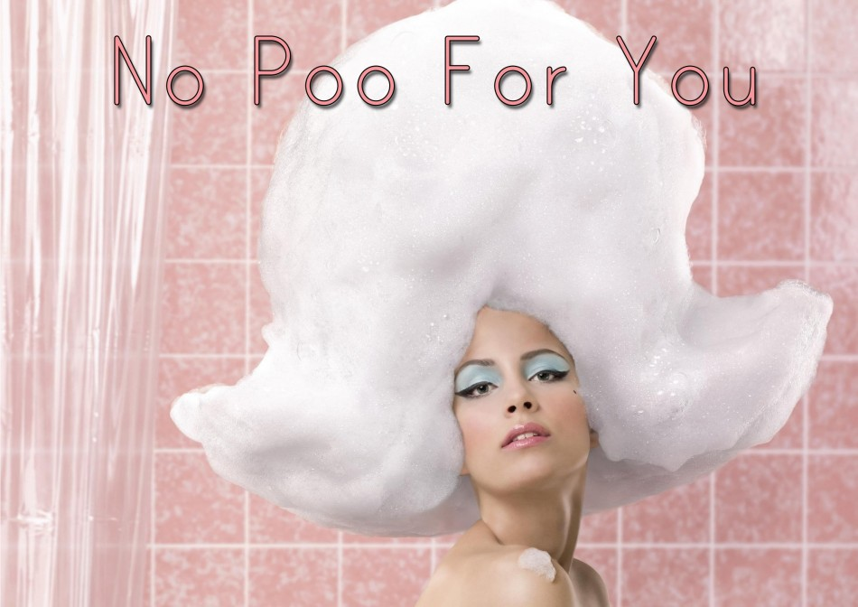 Shampoo free since 23! The no poo method