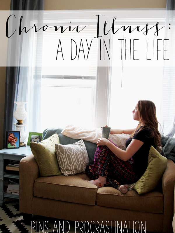 Nothing about living with a chronic illness is easy- but one of the hardest things for people to understand is the daily reality of life with a chronic illness. This post helped so many of my family members understand what my life is like. They have gotten so much better at talking to me about my chronic illness and some of them really UNDERSTAND now. A must read.