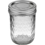 amazon 8 oz jelly jar mason jar bell jar