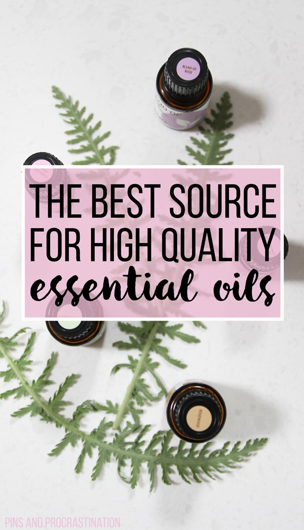 I've done a lot of work trying to find the best quality essential oils for the best price- and now I have! In my opinion, Rocky Mountain Oils are the best essential oils at the best price. They're the best because of their amazing sourcing, quality testing, customer service, and price. You wont believe how much quality testing they actually do- just click through to learn more.