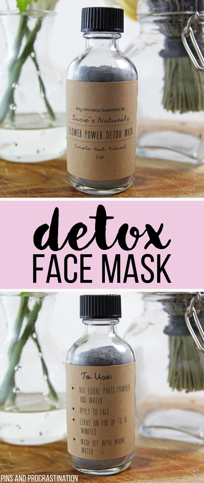 Every once in a while my skin just feels dull- especially when I'm stressed out. But this detox face mask always helps brighten and give it a healthy glow! It uses hibiscus and lavender powder to really goes that extra mile to help detox and reduce inflammation in your skin. It's easy, effective, and only takes 5 minutes to make!