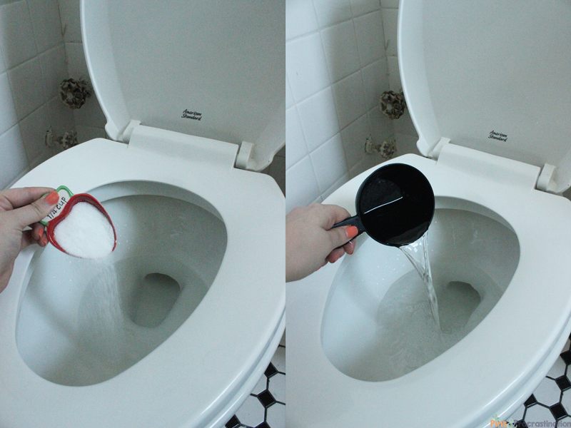 Green Bathroom Cleaners Part One Page 2 Of 2 Pins And