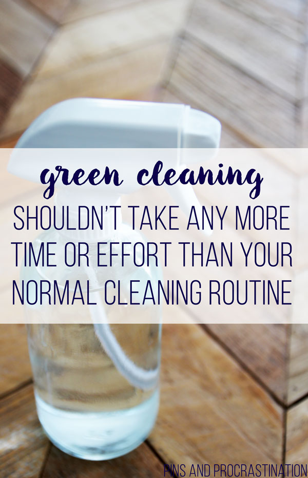 I've been using all green cleaning products since 2013- and I'm never going back! Switching to green cleaning was one of the best decisions I've made! So if you want to love your cleaning routine as much as I do, follow my top 3 principles of a green cleaning home. They will help you make the switch to green cleaning!