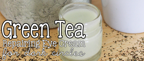 Green Tea Repairing Eye Cream for Dark Circles