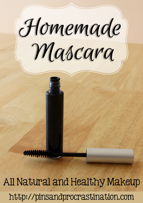 Mascara is one of those products that is even worse than you think. From parabens, fragrance, to coal tar dies, these just aren't things you want in and around your eyes. So, make your own at home! This natural DIY mascara gives a lovely light natural-looking emphasis to your lashes without irritation or worries about health and environmental concerns. All natural and healthy makeup is the way to go. This is definitely the easiest way to make natural homemade mascara, and get it in the tube.