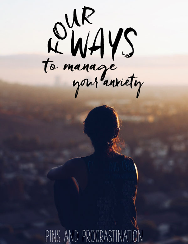 Anxiety is overwhelming, and it can make your life so much harder. But using these strategies over time has helped reduce my anxiety so much.