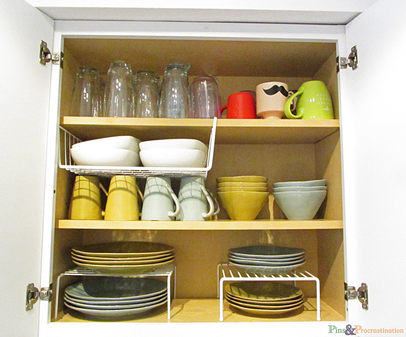 Kitchen organization: Solutions for Small Kitchens - Pins and ...