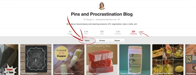 How to Hone your Pinterest Home Feed