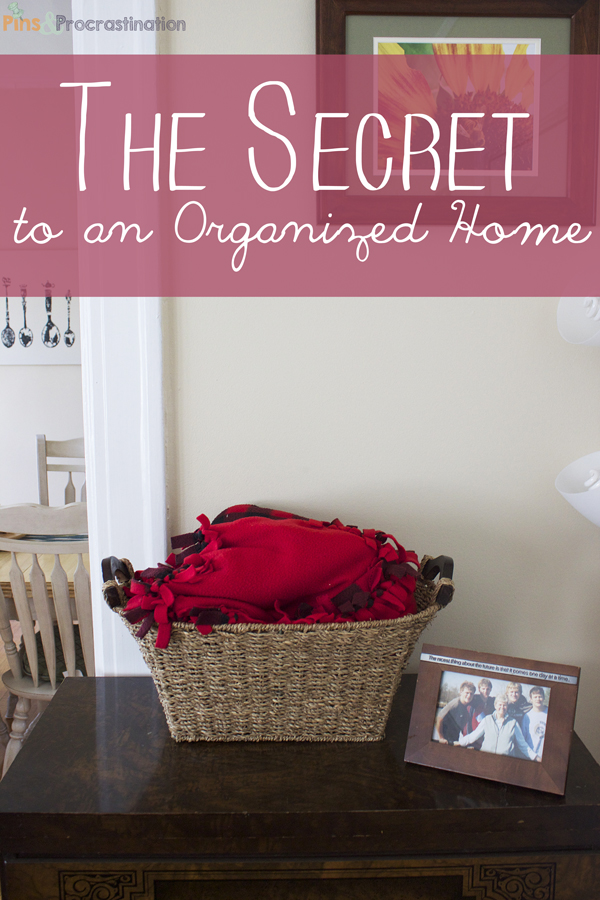 secret-to-organized-home-title