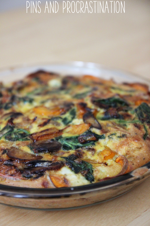 If you love the Whole30, you're a paleo eater, you don't eat gluten, or you just love yummy healthy food, you've got to check out this paleo sweet potato quiche. It is the ultimate whole30 breakfast- everything you need in one package. Plus you wont believe how easy it is to make! This Sweet Potato Quiche is delicious.